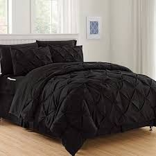 Black Bed Sheets