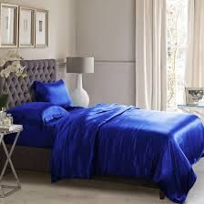 Blue Bed Sheets