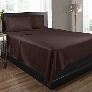 Brown Bed Sheets