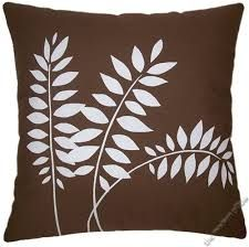 Brown Pillow Covers