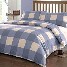 Checkered Bed Sheets