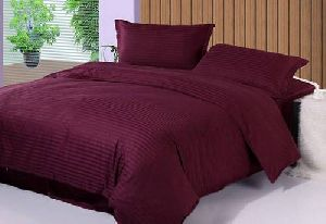 Maroon Bed Sheets