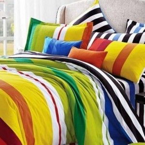 Multi Colored Bed Sheets