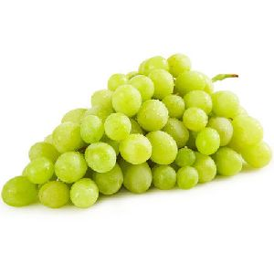 Natural Green Grapes