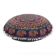 Round Pillow Covers