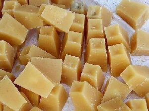 Yellow Jaggery Cube