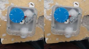 Aerosense Differential Pressure Switch Model PS 500