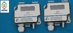 Aerosense Model DPT250-R8-3W Differential Pressure Transmitter