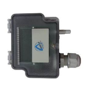 Aerosense Model DPT2500-R8-3W Differential Pressure Transmitter Range 0-1000 Pa
