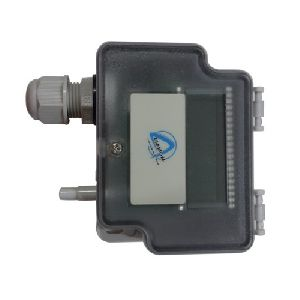 Aerosense Model DPT2500-R8-3W Differential Pressure Transmitter Range 0-1500 Pa