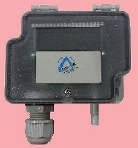 Aerosense Model DPT2500-R8-3W Differential Pressure Transmitter Range 0-2000 Pa