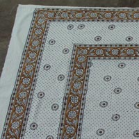 Printed Double Bed Sheet 01