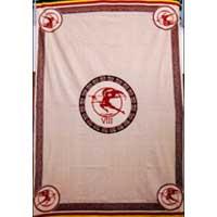 Regimental Bed Sheet 01