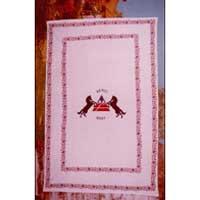 Regimental Bed Sheet 02