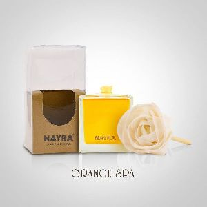 Orange Spa Magical Flower Diffuser