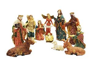 Christmas Crib Set