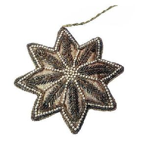 Zari Star Shape Hanging