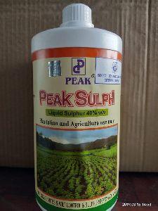 Peak Sulph
