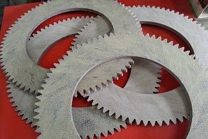 Friction Gear Disc