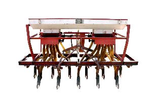 AUTOMATIC SEED CUM FERTILIZER DRILLER