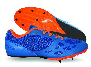 Spirit Blue Spikes Shoes