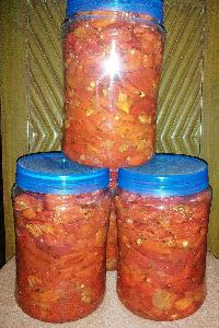 Bhut Jolokia pickle