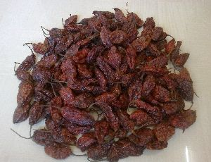 Smoke Dried Bhut Jolokia