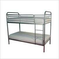 Two Tier Metal Bunk Bed