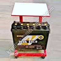 Iron Battery Trolleys