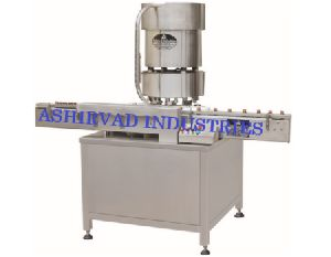 Automatic Aluminium Vial Cap Sealing Machine