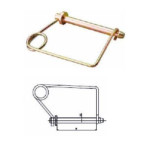SAFETY LOCK HITCH PIN