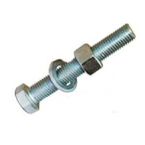 STEEL HEX BOLT - NUT - WASHER