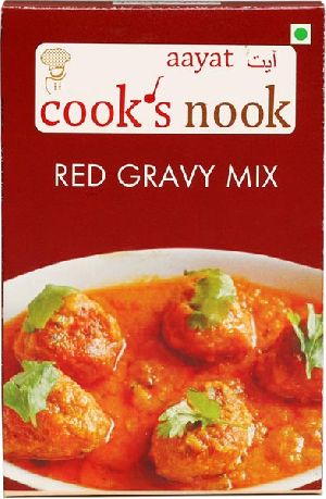 Aayat Red Gravy Mix Powder 01