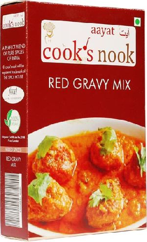 Aayat Red Gravy Mix Powder 02