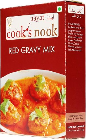 Aayat Red Gravy Mix Powder 03