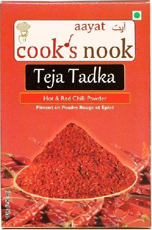 Aayat Teja Tadka Red Chilli Powder 01