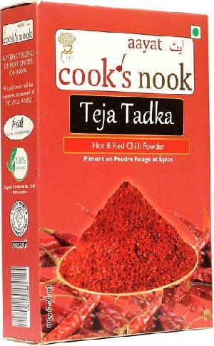 Aayat Teja Tadka Red Chilli Powder 02