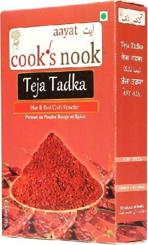 Aayat Teja Tadka Red Chilli Powder 03
