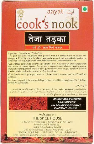 Aayat Teja Tadka Red Chilli Powder 04