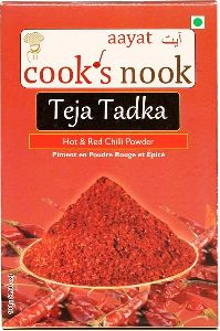 Cook\'s Nook Teja Tadka Red Chilli Powder