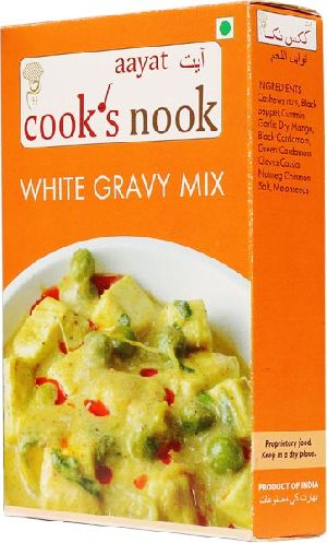 Aayat White Gravy Mix Powder 03