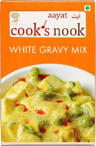 Cook's Nook White Gravy Mix Powder