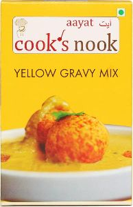 Cook's Nook Yellow Gravy Mix Powder