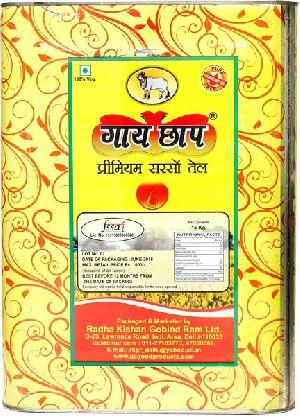 Gaye Chaap Premium Mustard Oil 02