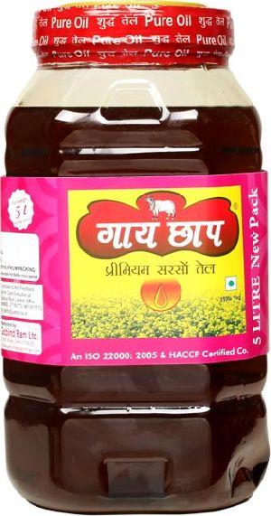 Gaye Chaap Premium Mustard Oil 03