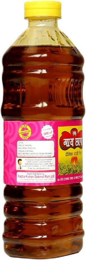 Gaye Chaap Premium Mustard Oil 06