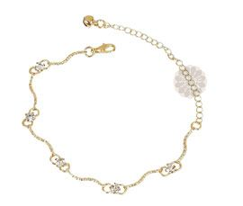 Distinctive Diamond Anklet