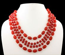 Multistrand Candy Necklace