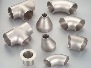 Butt Weld Stainless Steel Pipe Fittings
