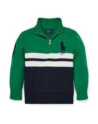 Teenage Boys Knitted Sweatshirts